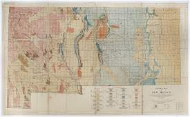 Group of Early Maps of New Mexico