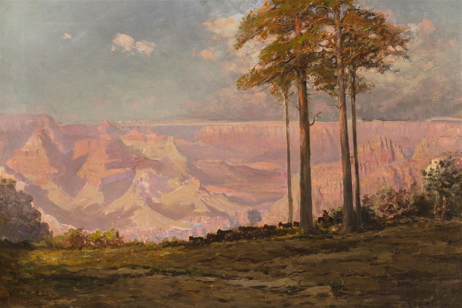 F. P. Sauerwein, Grand Canyon