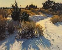 Peter Hagen, Tracks in the Arroyo