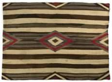 Navajo, Chief Third Phase Blanket, ca. 1920