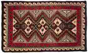 Navajo, Red Mesa Blanket, ca. 1920-1930