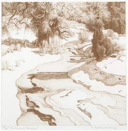 E. Martin Hennings, The Frozen Stream