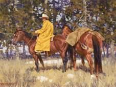 R. E. Pierce, Halfway Home