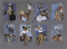 Donna HowellSickles Eight Cowgirls