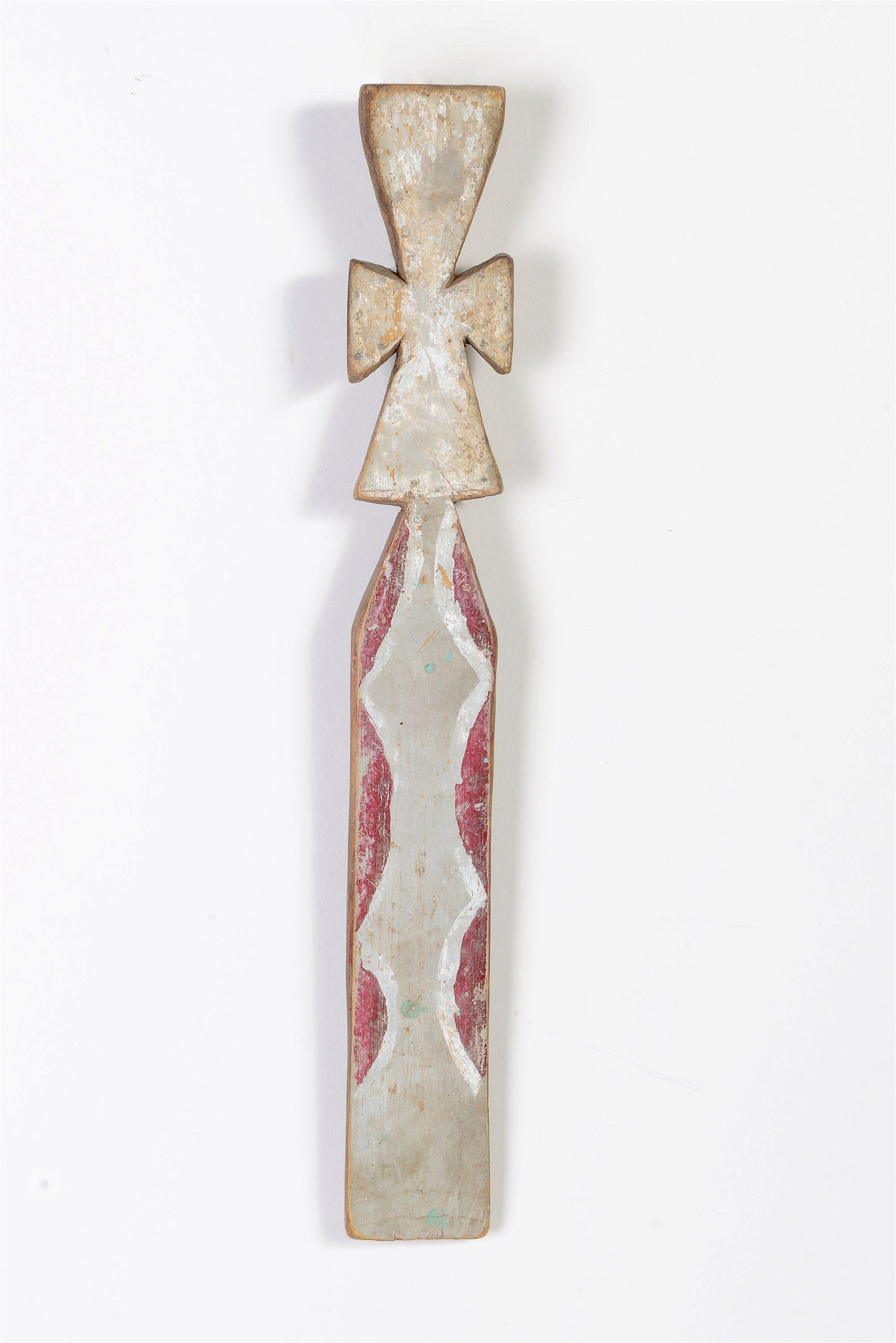 Wooden Processional Cross, 19th Century