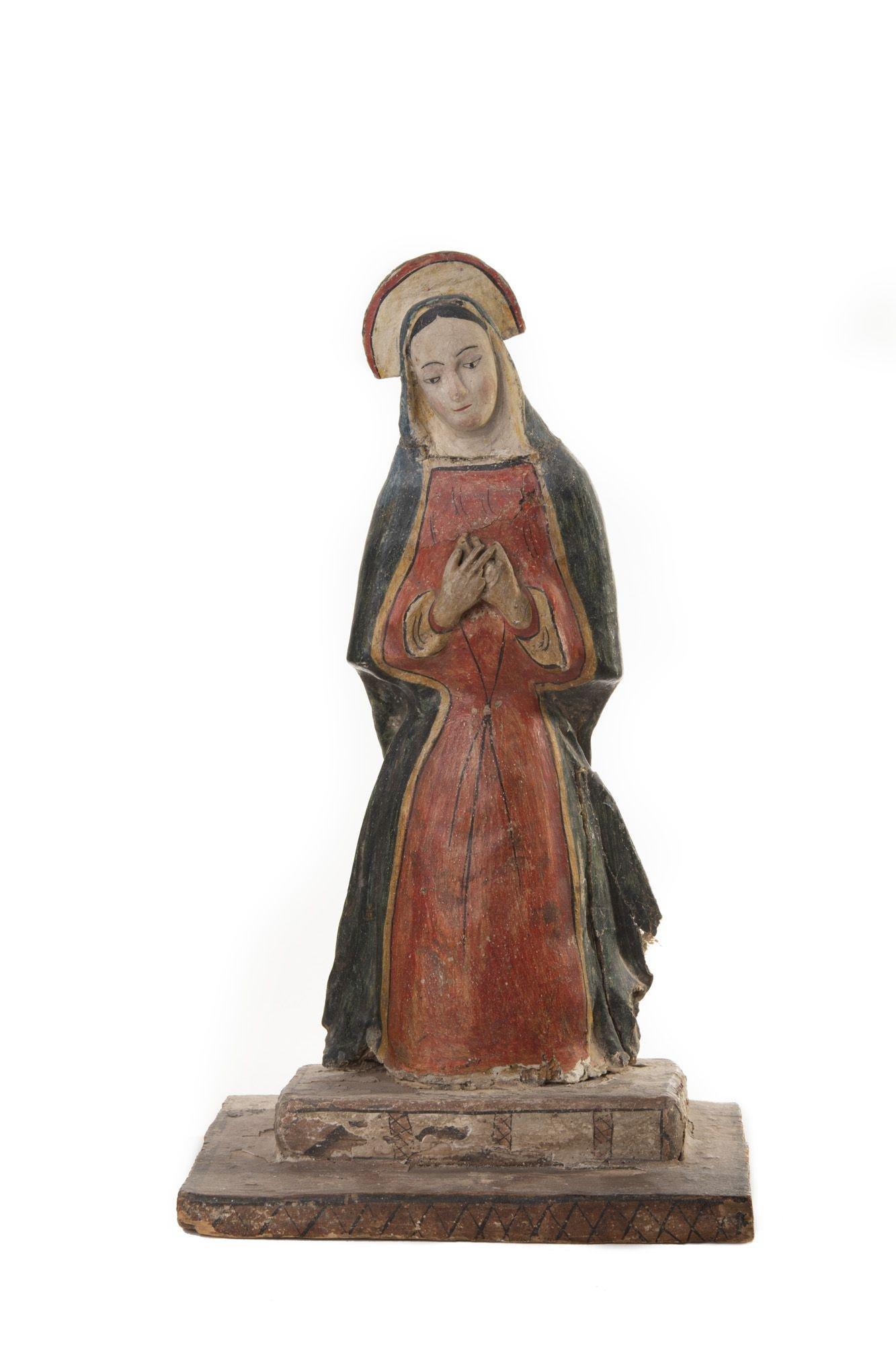 Fresquís, Bulto of Nuestra Señora de los Dolores