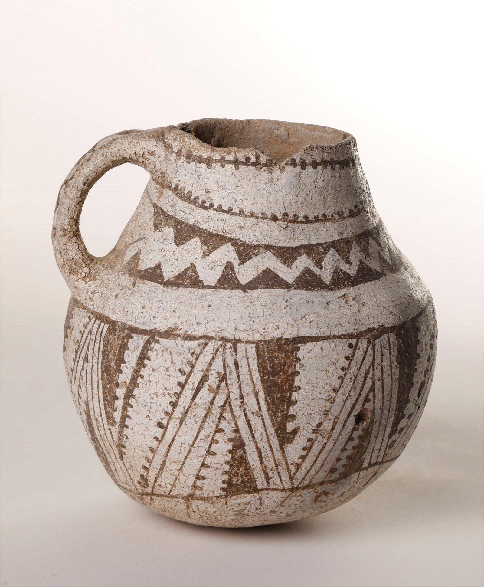 Anasazi, Kana-a, Pottery Pitcher, ca. 800-875