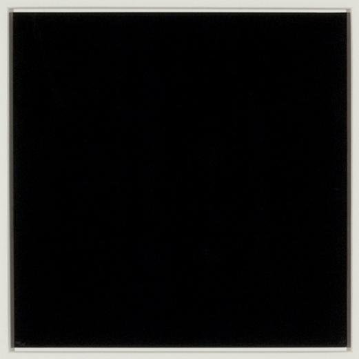 Ad Reinhardt, Abstract Print, 1966
