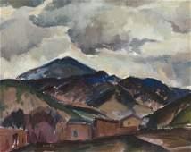 Willard Nash, Santa Fe Adobes