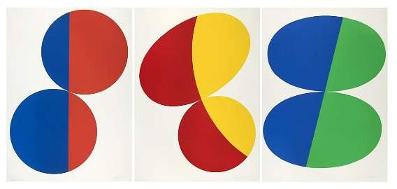 Leon Polk Smith, Volair Constellation Series, 1975