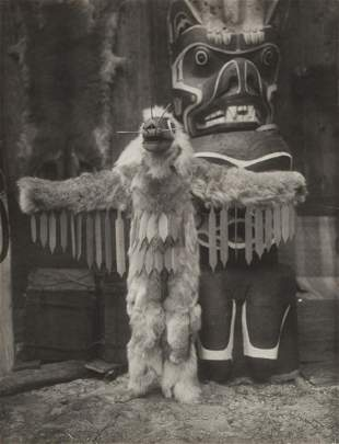 Edward Curtis, Hámasilahl - Qágyuhl, 1914