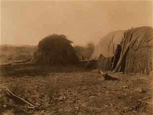 Edward Curtis, Untitled (Southwest Camp), ca. 1900