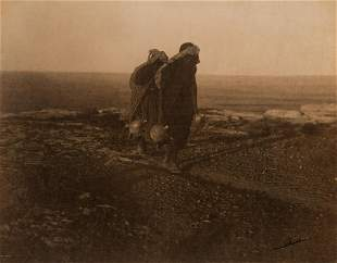 Edward Curtis, The Water Carriers, 1900