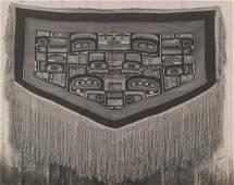Edward Curtis, Chilkat Blanket, the Haida Ceremonial