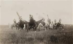 Edward Curtis, Untitled (Ogalala - Sioux), ca. 1908