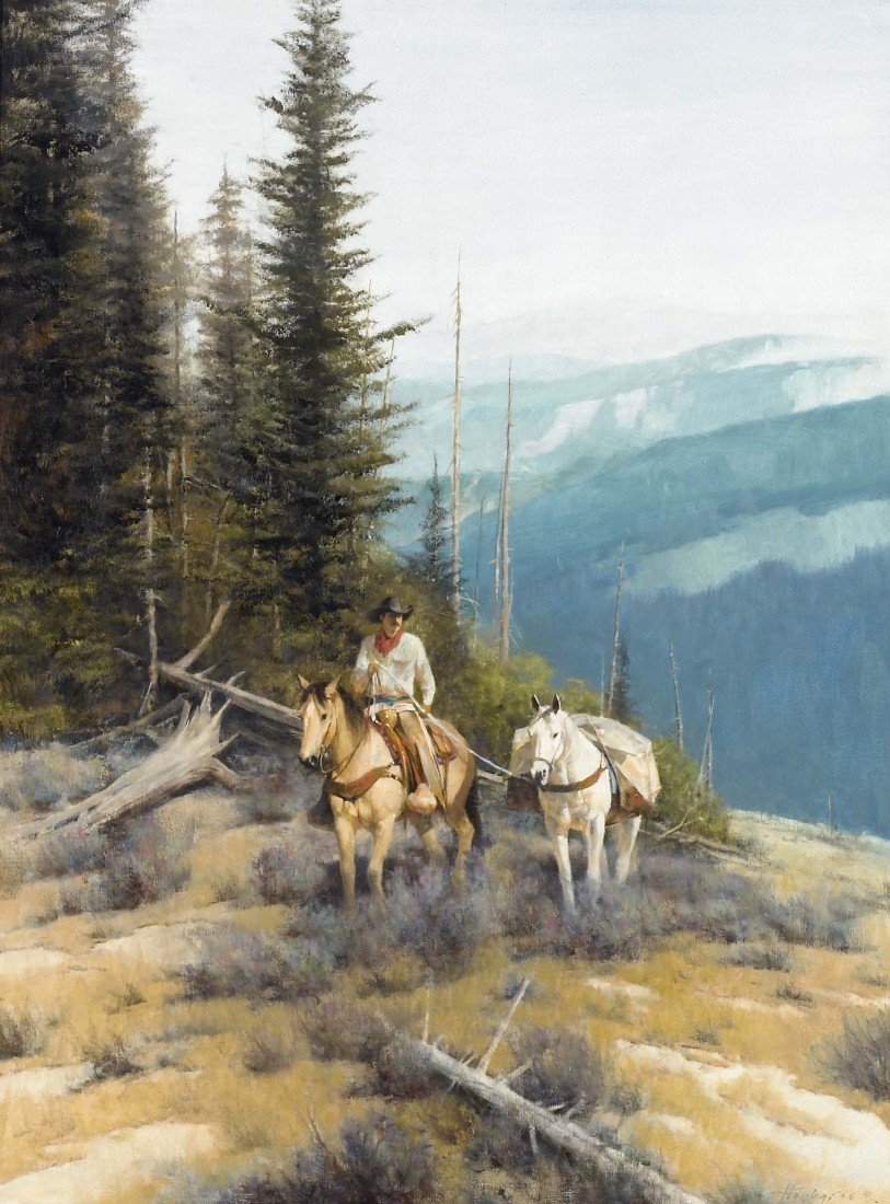 43: HOWARD ROGERS, A Visit to God's Country