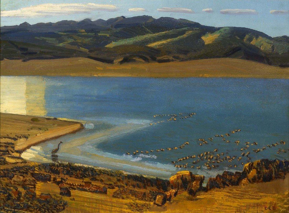 85: ERNEST L. BLUMENSCHEIN, Eagle Nest Lake