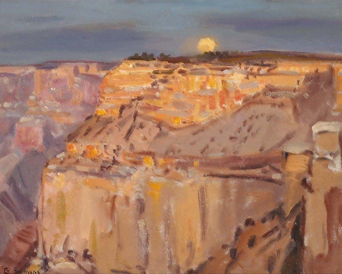 88: GEORGE GARDNER SYMONS, Grand Canyon Sunrise