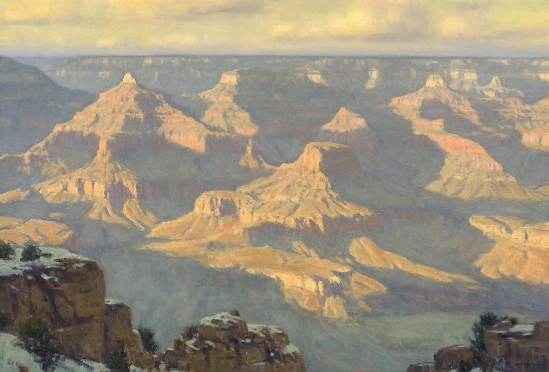 89: KARL THOMAS, Grand Canyon Evening