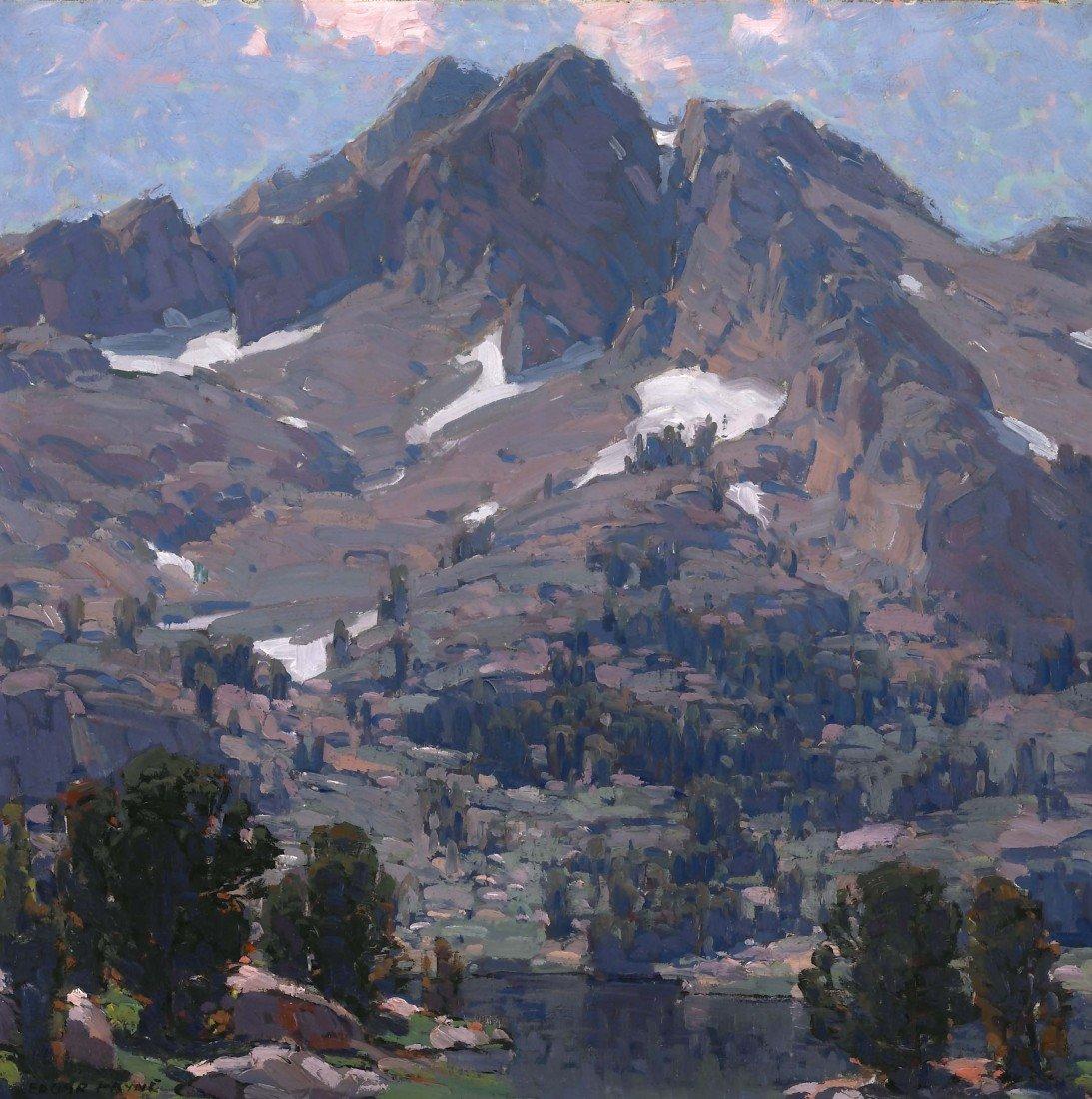 98: EDGAR ALWIN PAYNE, Sierra Landscape