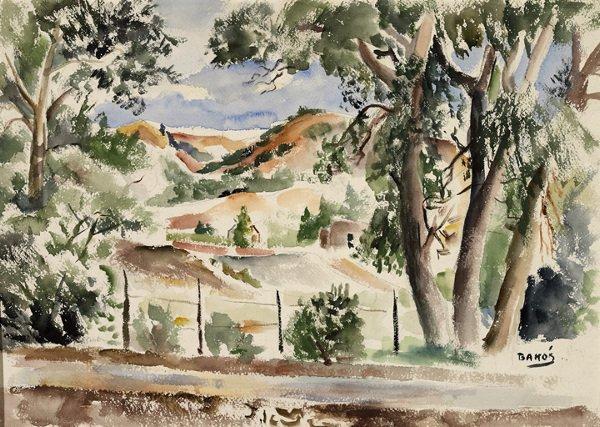 8: Bakos, Jozef, 1891-1977