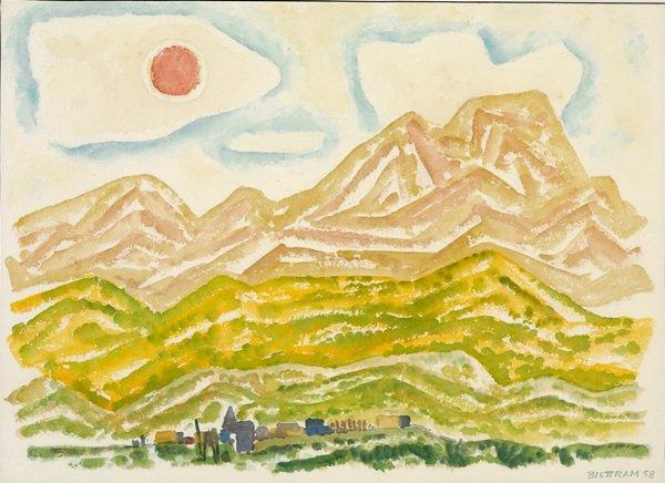 15: Bisttram, Emil, 1895-1976