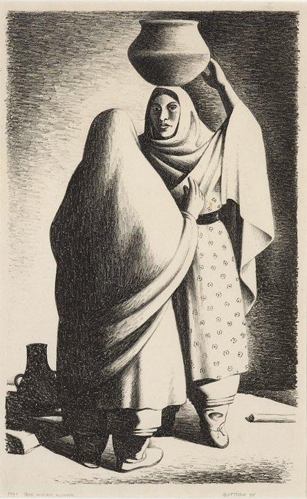17: Bisttram, Emil, 1895-1976