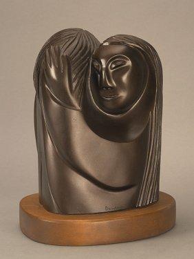 2: Barrett, Study for Stone Sculpture, 1/1
