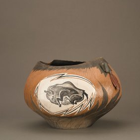 10: Unknown, Untitled Pot