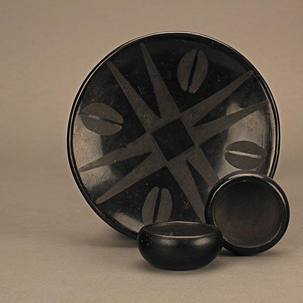 224: Maria Martinez (1887-1980), Untitled (Set of Two C