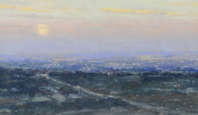 SKIP WHITCOMB ,  View From the Foothills