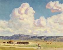 Oscar E. Berninghaus ,  Untitled