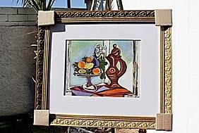 """Authentic """"Still Life Dl"""" - Picasso - Limited Edition"""