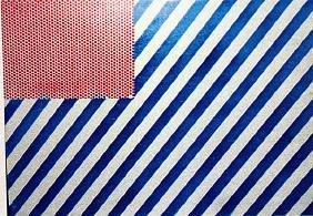 Roy Lichtenstein   - The Flag