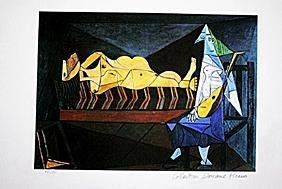Picasso Limited Edition - L'Aubade - from Collection