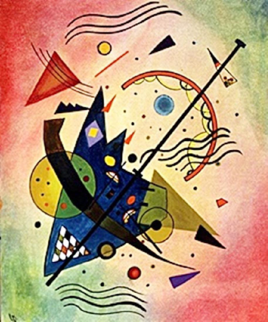 Composition 1919'  Wassily Kandinsky
