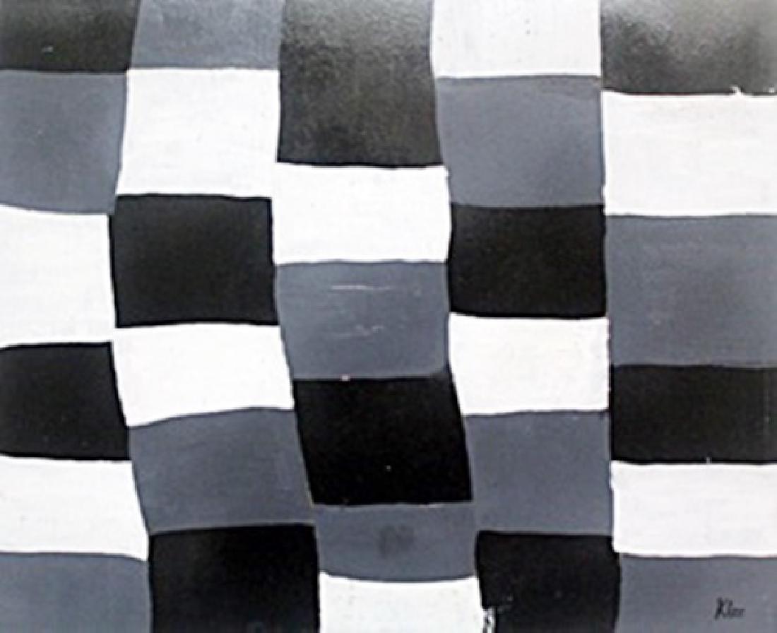 Oil Painting on Paper  Paul Klee