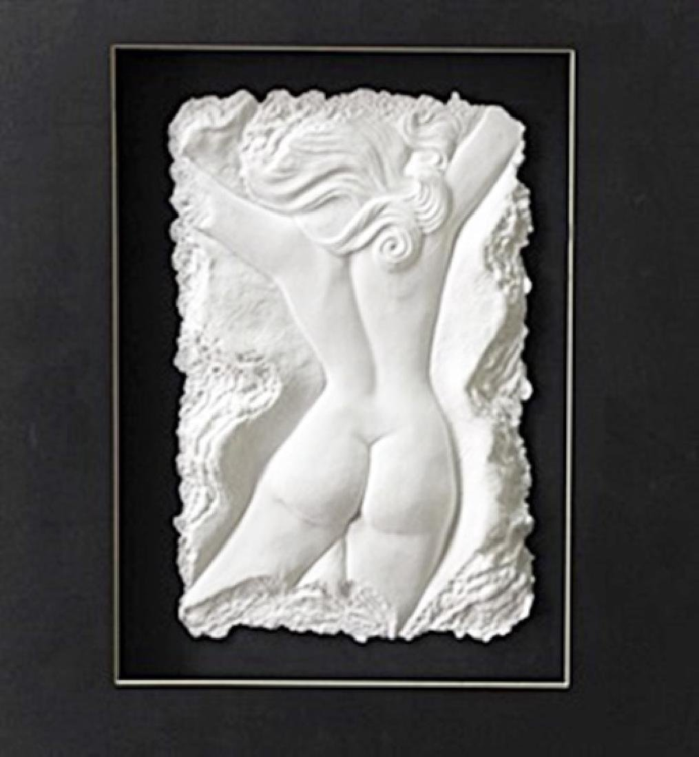 Relief Sculpture by Roberta Peck