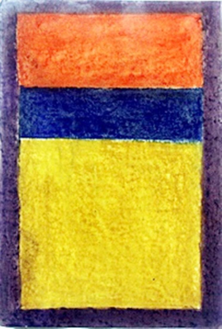 Pastel Drawing  Mark Rothko