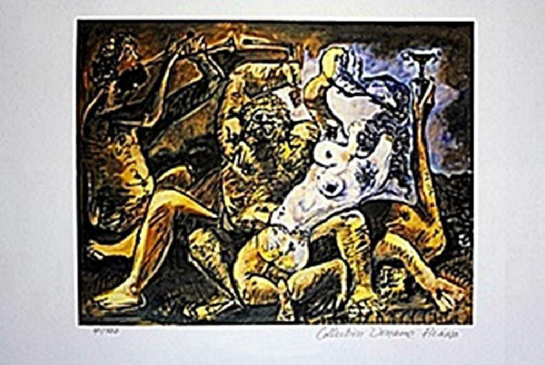 Picasso Limited Edition - Baccanale - from Collection