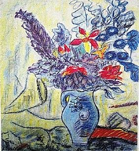 Louis Valtat - Flowers