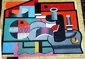 Fernand Leger - Composition