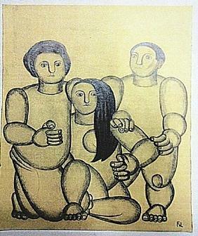 Fernand Leger - The Family