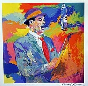Frank Sinatra - LeRoy Neiman