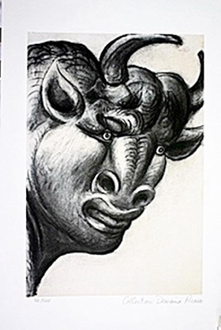Picasso Limited Edition - Minotaur - from Collection