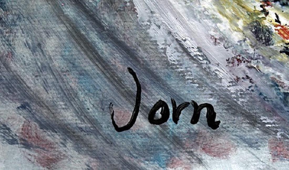 Bird - Asger Jorn - Oil On Paper - 3