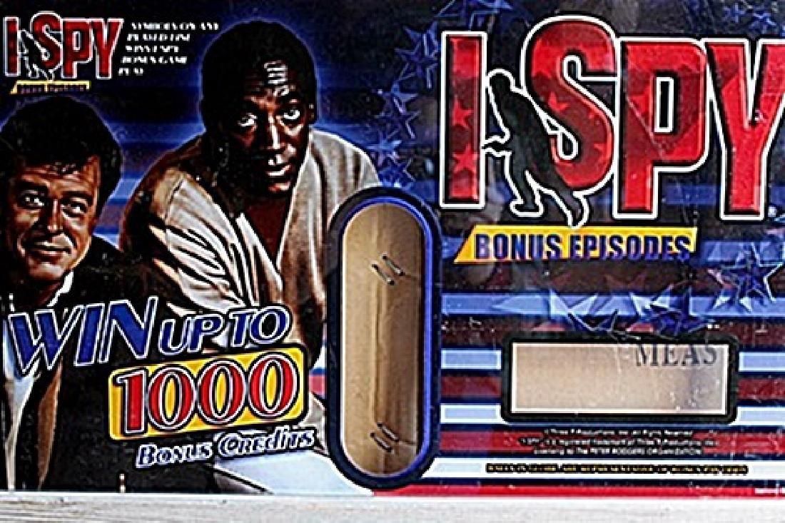 "Vintage Collectible Casino Slot Machine Glass ""Five"