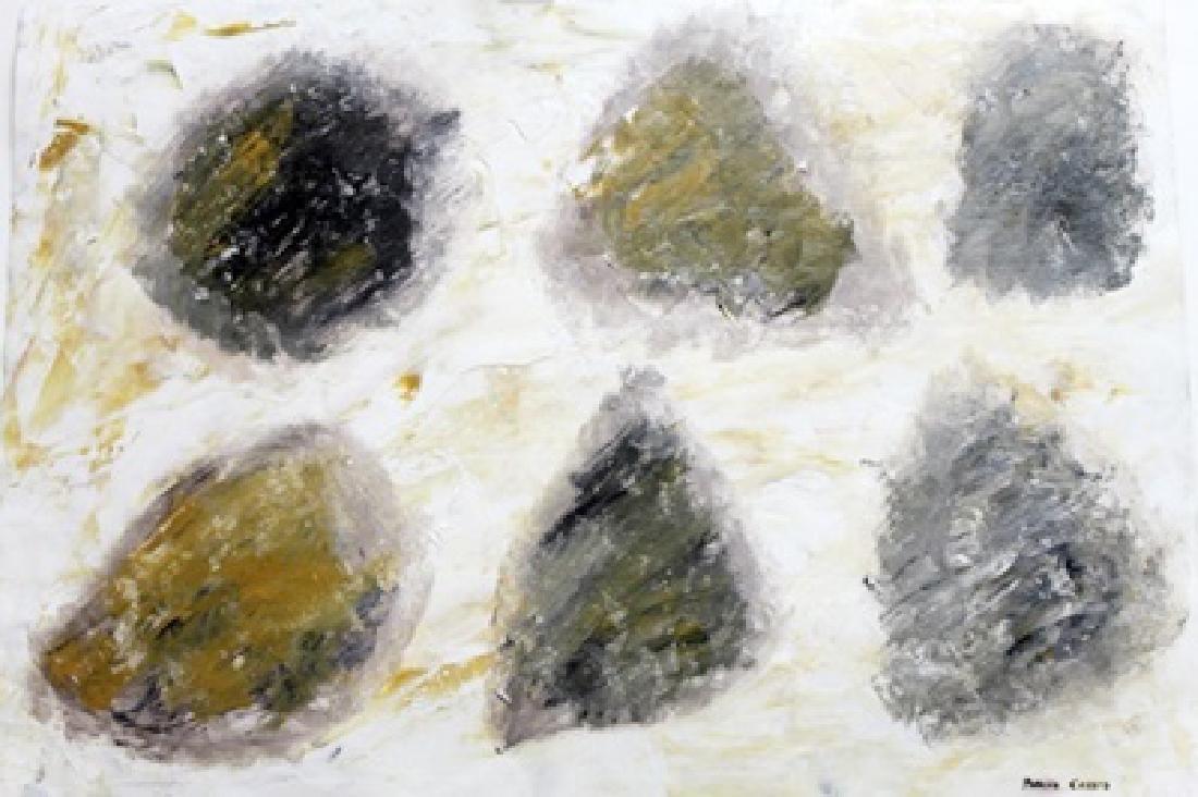 Venus - Francisco Pancho Cossio - Oil On Paper