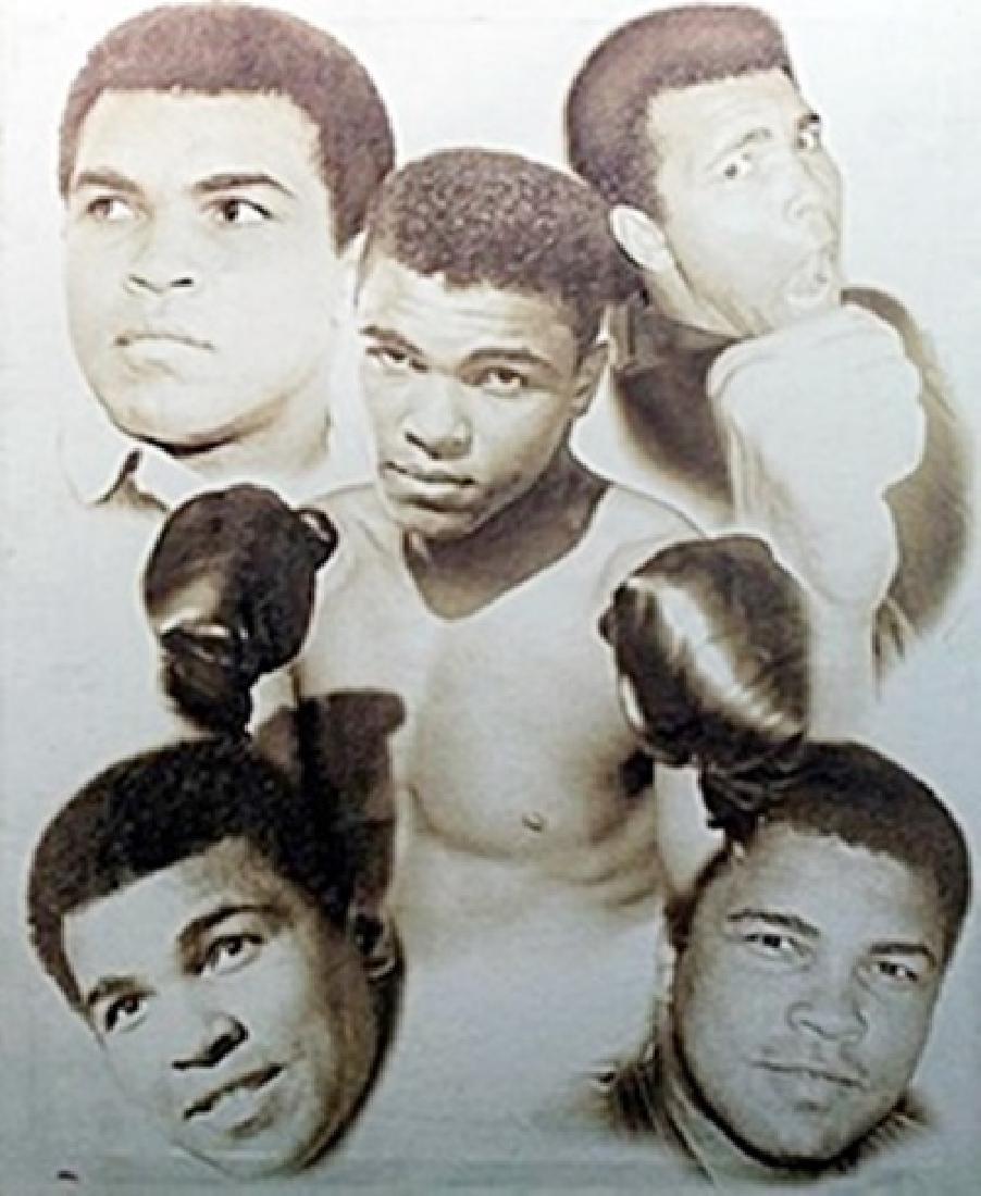 "Giclee ""Muhammad Ali"""