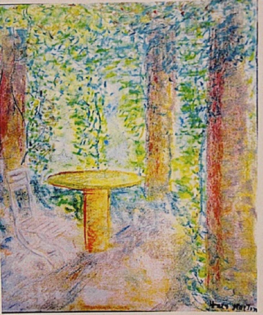 Henri Martin - The Table